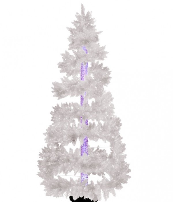 3 Ft White Christmas Tree